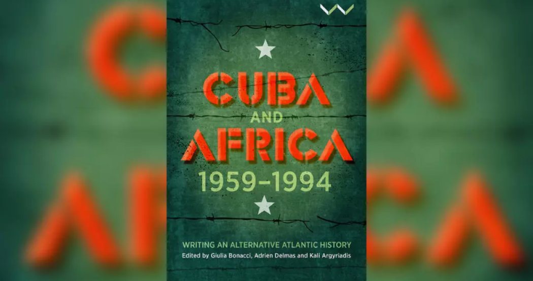 Cuba and Africa -couverture